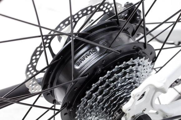 350 ватов електродвигател за колело bafang