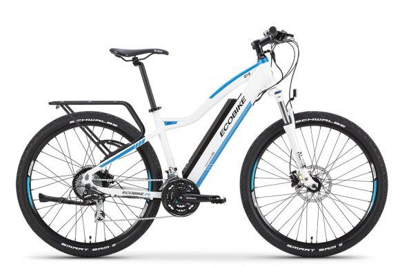алуминиев багажник за ел колело Екобайк Ес3