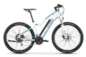 ел велосипед с вградена батерия в рамката