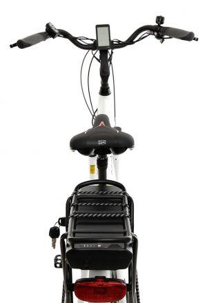 комфортен градски велосипед на ток