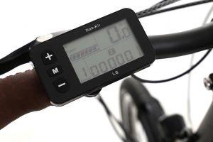 lcd дисплей за управление на колелото