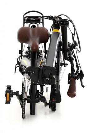 велосипед със сгъваема рамка