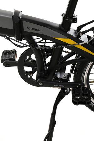 елегантно сгъваемо колело ecobike toursim