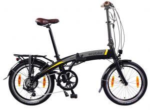 сгъваемо колело екобайк туризъм