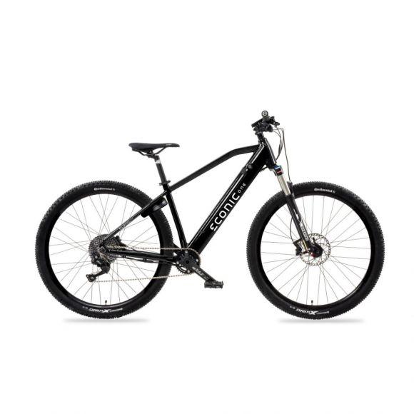 трекинг електрически велосипед econic one cross-country с 250w мотор и 13.8 ah батерия