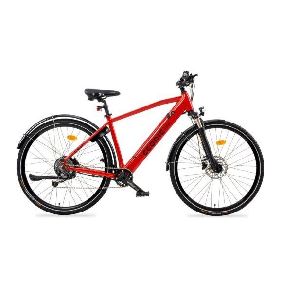Градски електрически велосипед Econic One Urban M 250W | червен