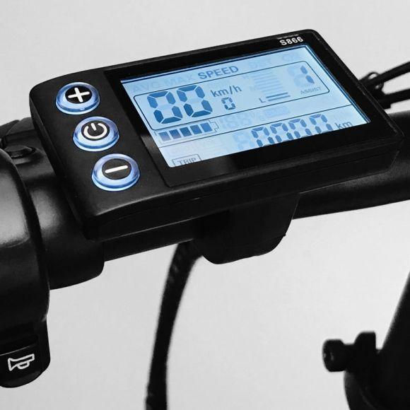 20 инчово сгъваемо колело с литиево-йонна батерия