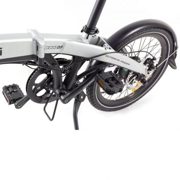 сгъваем ел велосипед Kawasaki kbaf20