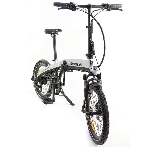 сгъваемо електрическо колело с 250 вата електродвигател
