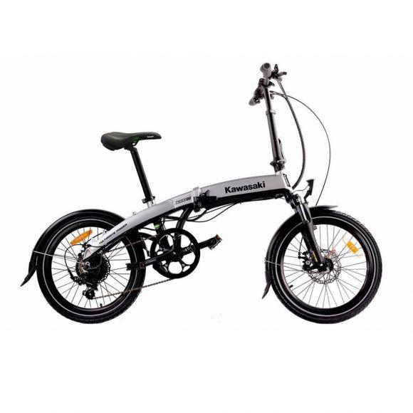 Kawasaki сгъваем велосипед с 20 инчови гуми