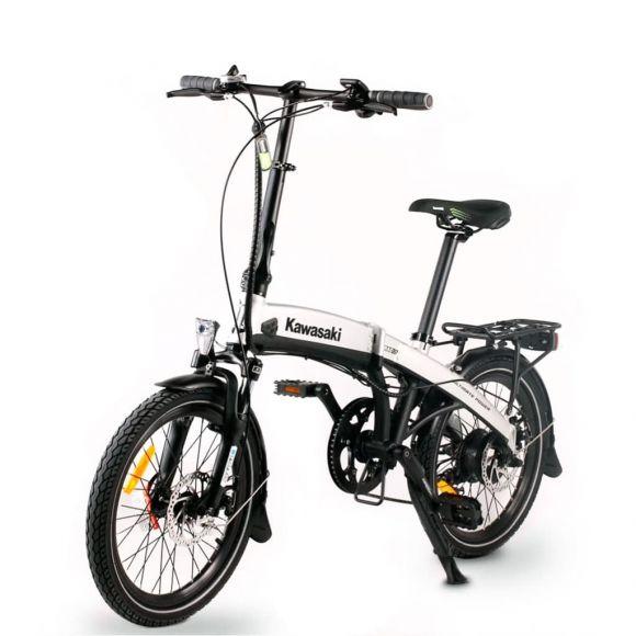 Сгъваем електрически велосипед Kawasaki KBAF 20 инча