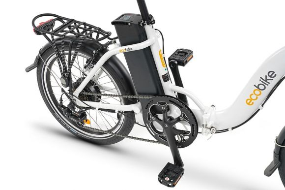 екобайк ивън сгъваемо електрическо колело