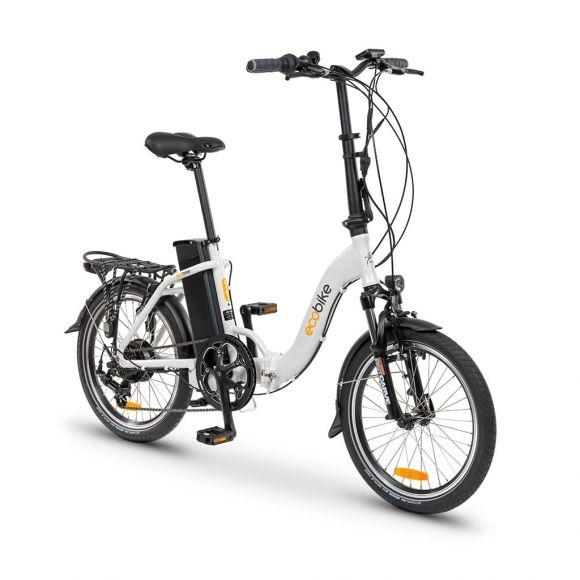 сгъваем електрически велосипед eco bike 250 вата