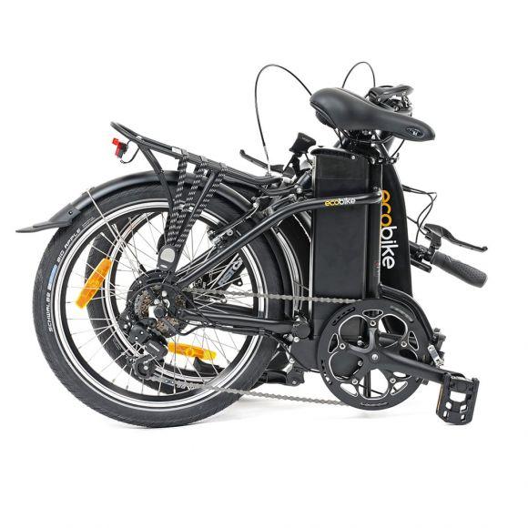 компактно колело EcoBike Even в разглобено състояние