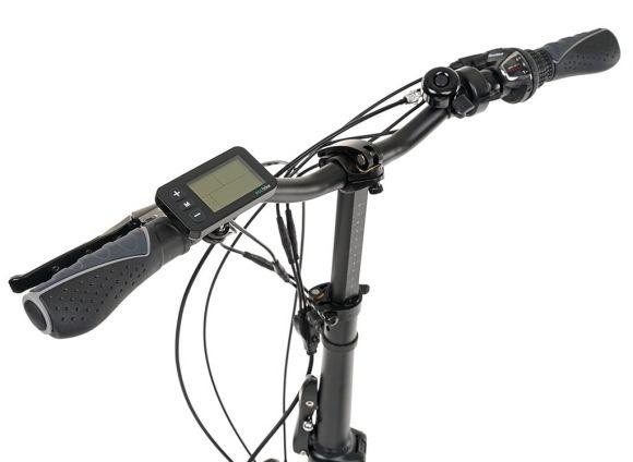 дисплей за управление на електрическо колело