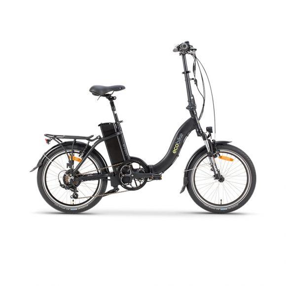 лек и компактен велосипед с електромотор