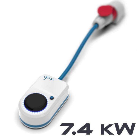 станция за зареждане на електромобили с контакт тип 2