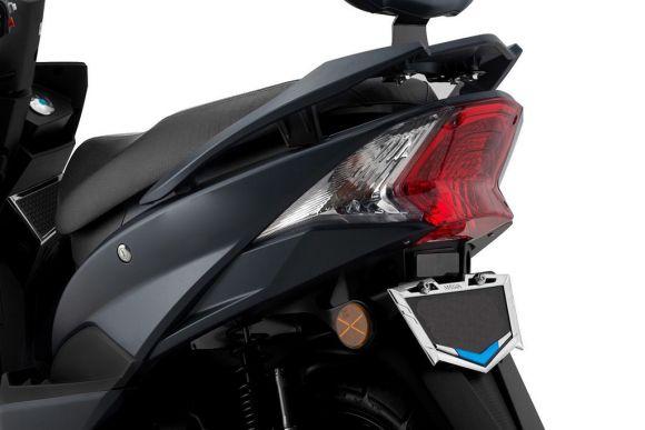 хидравлични задни амортисьори на скутер