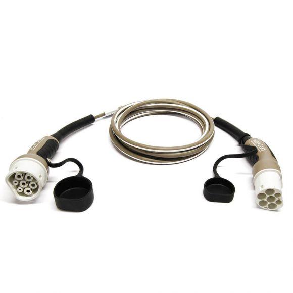кабел за електрическа кола 22 kw