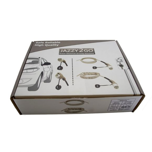 опаковка на кабел jazzy2go 22 kw