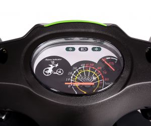 табло на електрически скутер jonway