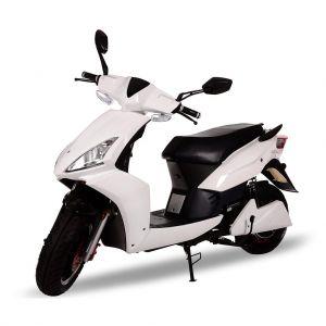 Електрически скутер Jonway MSG-D 1500 вата бял/черен
