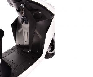 алармена система за електрически мотопеди