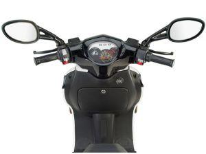 табло на електрически скутер джонуей мсг