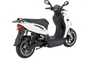скутер на ток 48 волта 3000 вата