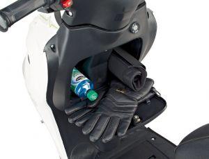 жабка за багаж на скутер джонуей