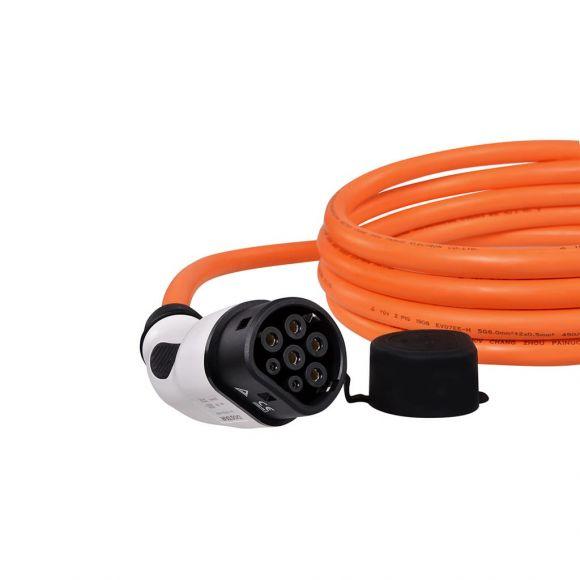 трифазен кабел за зареждане на електрически автомобили