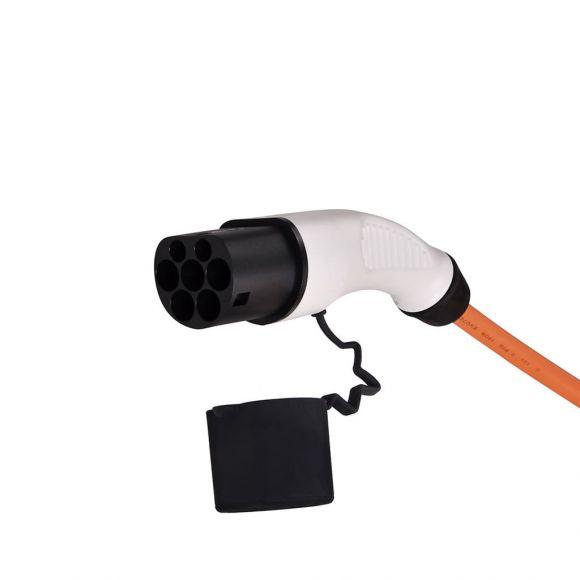 конектор за зарядна колонка за електрически превозни средства