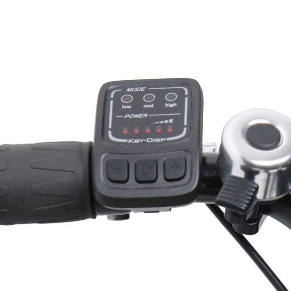 LED контролер панел за електрическо колело