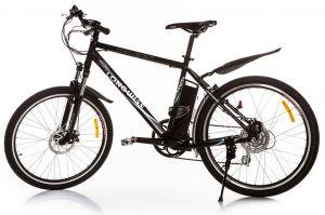 електрическо колело за планината с литиево-йонна батерия