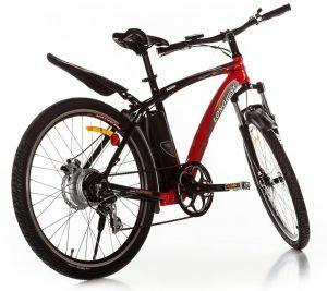 велосипед с електродвигател за асистенция