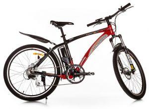 250 ватов електрически велосипед за планинско каране