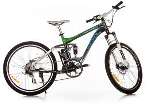 планинско колело с електрическо подпомагане