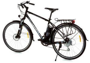 комфортен велосипед за колоездене в града