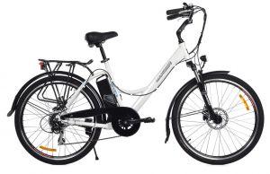 електрическо колело с 250 ватов двигател