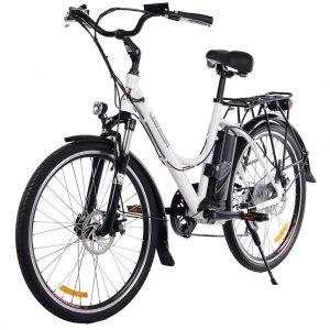 Градски електрически велосипед Longwise 2602
