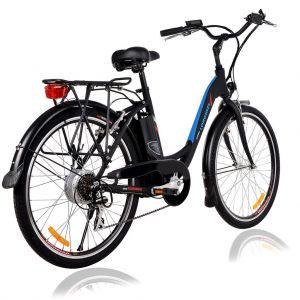 колело с удобна градска рамка