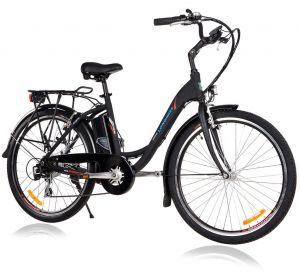 извито удобно градско кормило за колело