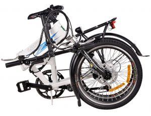 сгъваем велосипед longwise q9