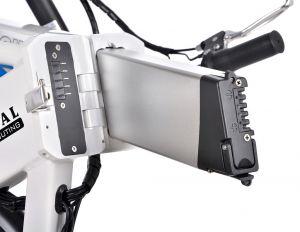 лесно сваляема литиева батерия за колело
