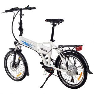 сгъваемо колело с 20 инчови гуми