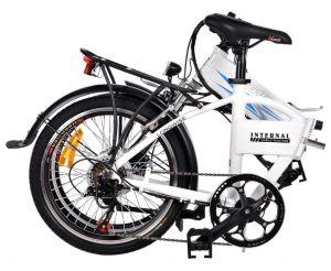 колело на ток с компактни размери