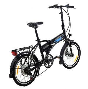 ел колело с литиево-йонна батерия