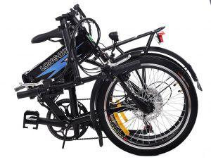 сгъваемо електро колело longwise q9