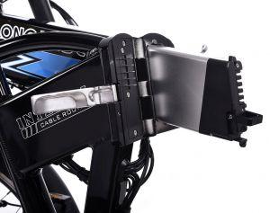 сваляема литивво-йонна батерия за колело