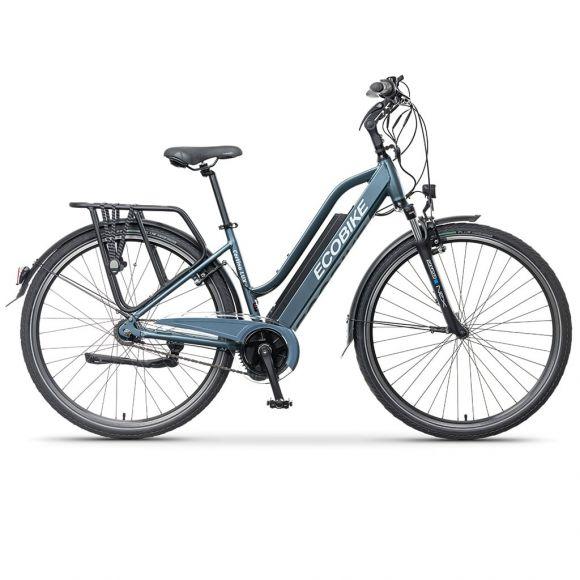 Градски електрически велосипед EcoBike Cortina LUX | централен мотор